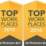 Commonwealth Digital Again Named Washington Post Top Workplace