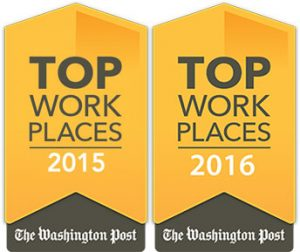 Commonwealth Digital Again Named Washington Post Top Workplace