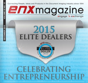 Commonwealth Digital Recognized As 2015 ENX Elite Dealer