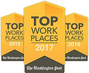 Commonwealth Digital Office Solutions Selected as One of Washington Post's Top Workplaces for 2015