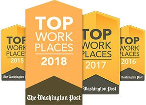 Washington Post Names Commonwealth Digital Office Solutions a Top Workplace Fourth Year In A Row!