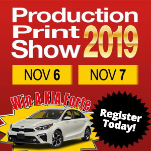 November Print Production Show